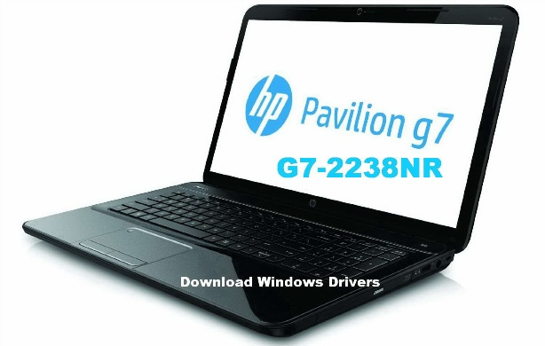 HP Pavilion G7-2238NR  http://www.gurudrivers.com/hp/notebook-hp-pavilion-g7-2238nr-download-fastest-newest-and-updated-drivers-for-free.html  Download drivers