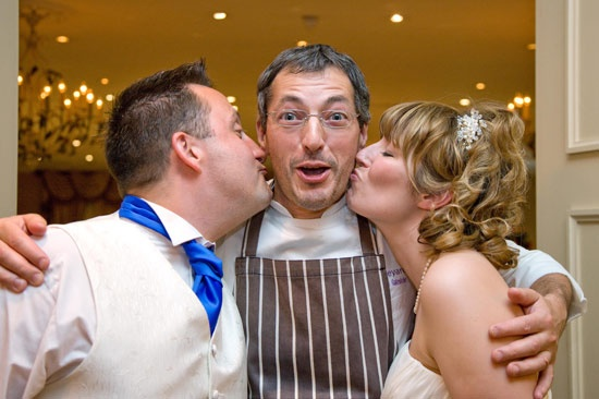 Wedding #Venue with special #Wedding Packages in #Newbury #Berkshire. Spend time with Executive Chef, Daniel Galmiche, designing your perfect menu for your wedding breakfast