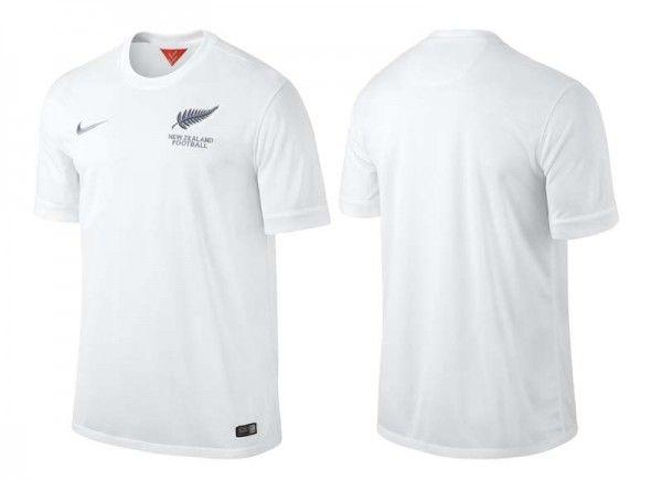 Camisas Nike para Austrália e Nova Zelândia