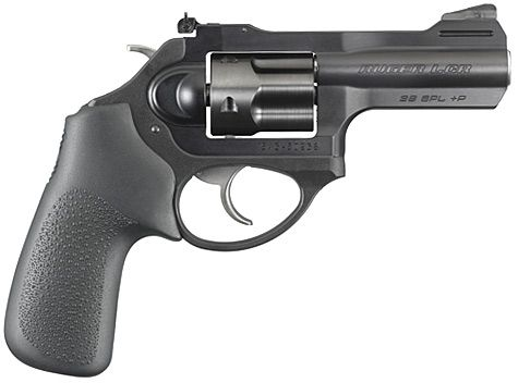 """New Ruger® LCRx™ Double-Action Revolver with 3"""" bbl. & adjustable sights."""