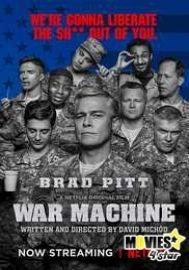 Download War Machine 2017 Full Free Online HDrip,Mp4 Movie Online. Get latest movies 2016,2017 and upcoming movies trailer online exclusive on movies4star