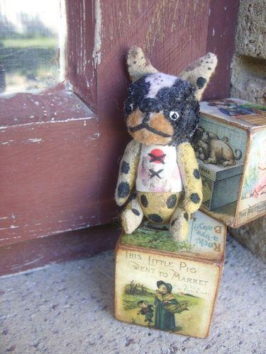 Miniature Boston Terrier Puppy Made In America