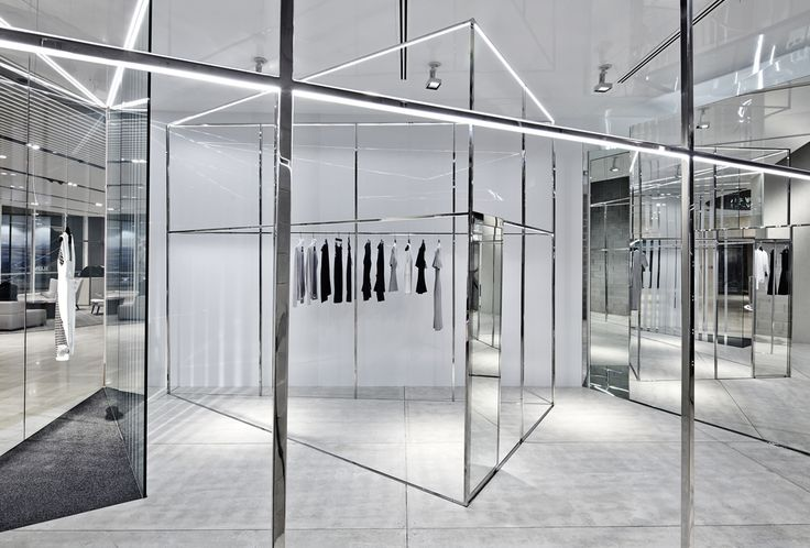 Dion Lee Store Melbourne By Akin Creative