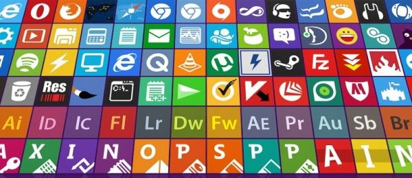 10 Gorgeous Windows 8 Metro Style Icon Packs With More Than 2000 Icons Ready To Be Used