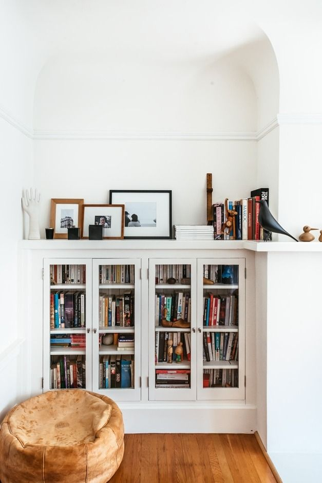 Bookcase beauty.