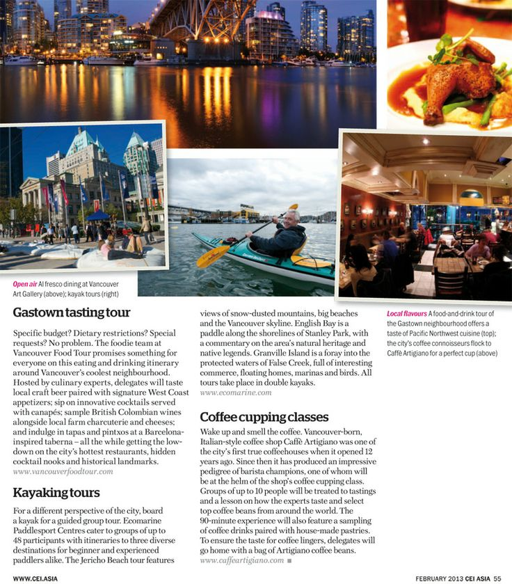 Thank you CEI Asia for featuring our tour!