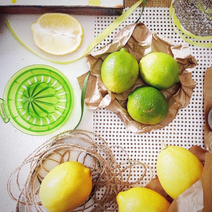 Lemons & Limes  My styling  The KJ Collective