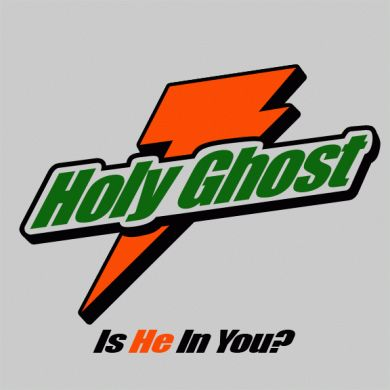 LOL!  On The Lord's Errand: The Gift Of The Holy Ghost