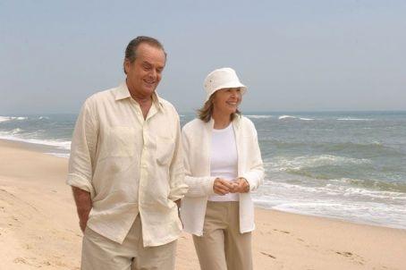 Jack Nicholson and Diane Keaton in Something's Gotta Give - 2003