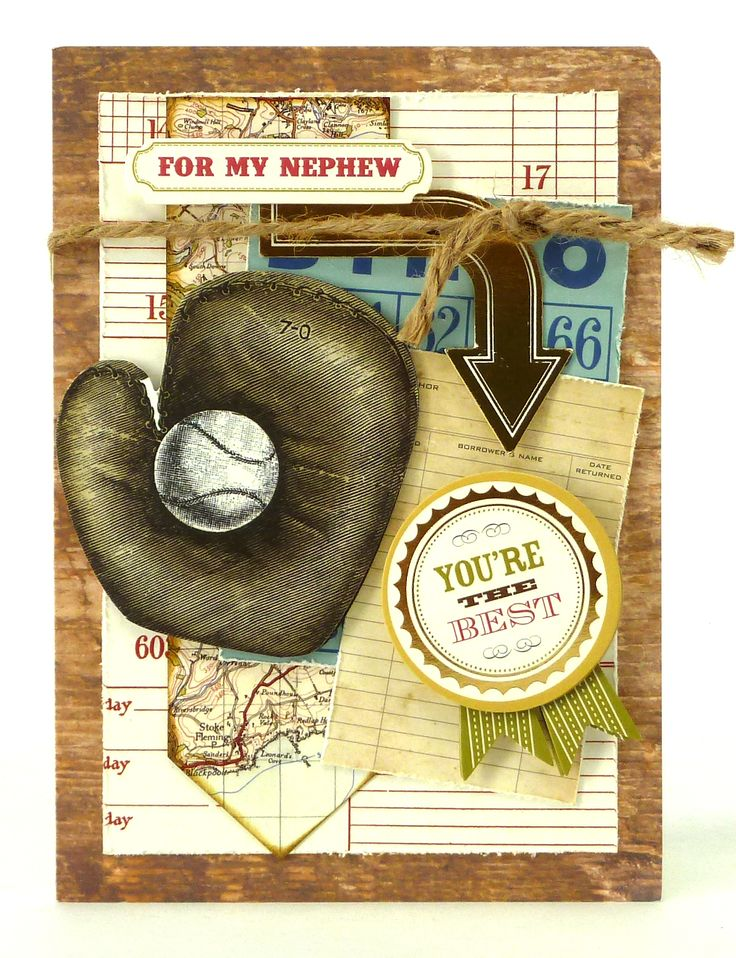 © Anna Griffin, Inc. Cards for Him Too Card Kit