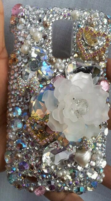 Bling Phone Case by HouseOfPtah on Etsy, $60.00