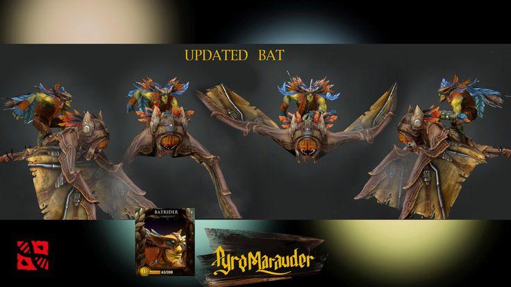 Steam Workshop :: PyroMarauder - Toothelss *UPDATED*