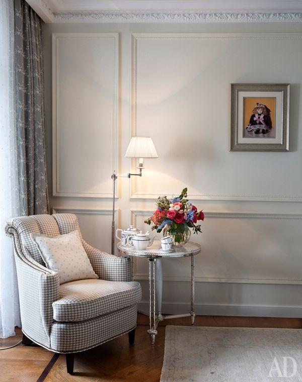 Французская квартира в Москве  Татьяна Миронова