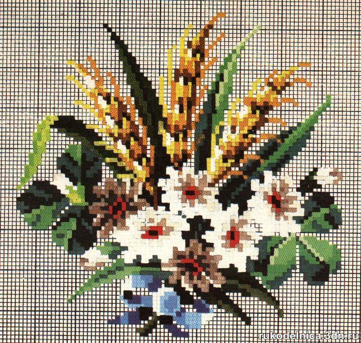 sxemy-vyshivki-cvetov 1