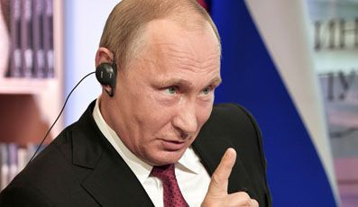 'CATASTROPHIC NONSENSE'  Feisty Putin fights election-tampering claims with his own shots at the US