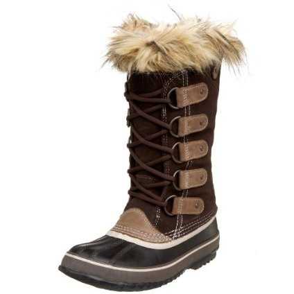 Sorel Joan of Arctic cold weather boots $140 comfortable up to -25 degrees. These have been my go-to boots this winter so far! comfortable and chic