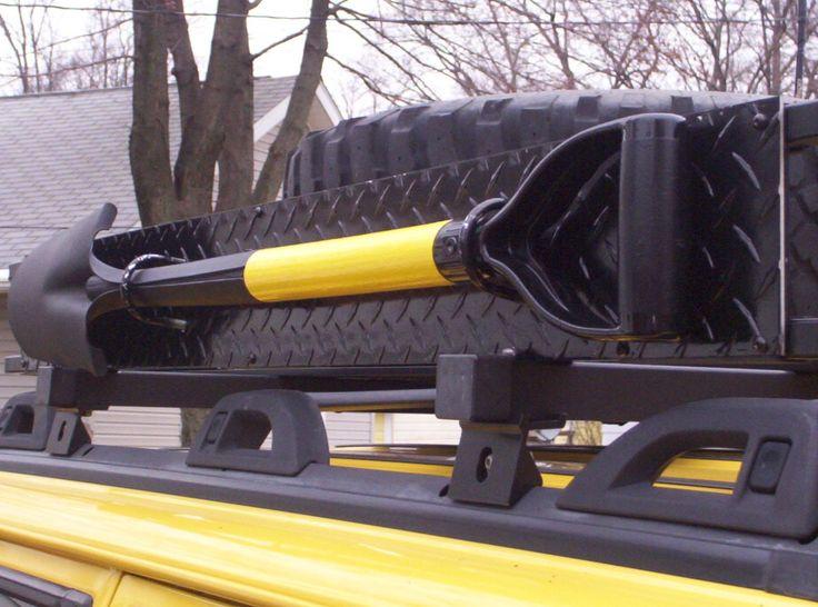 homemade surco roof rack brackets? Jeep