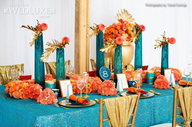 Style File: Queen of the Nile | WedLuxe Magazine