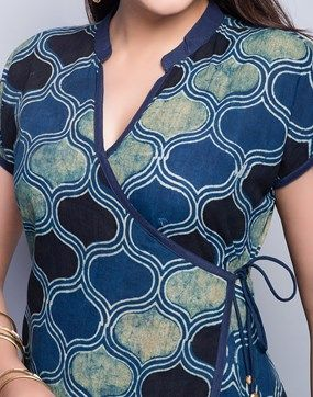 Buy Women's Clothes from Indigo Collection Online- Fabindia.com
