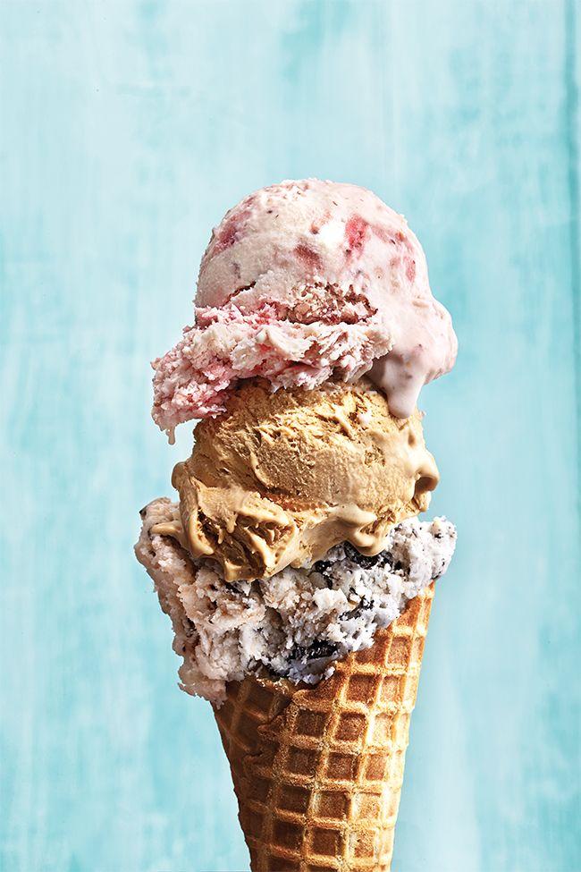 Crème glacée à la vanille - Châtelaine