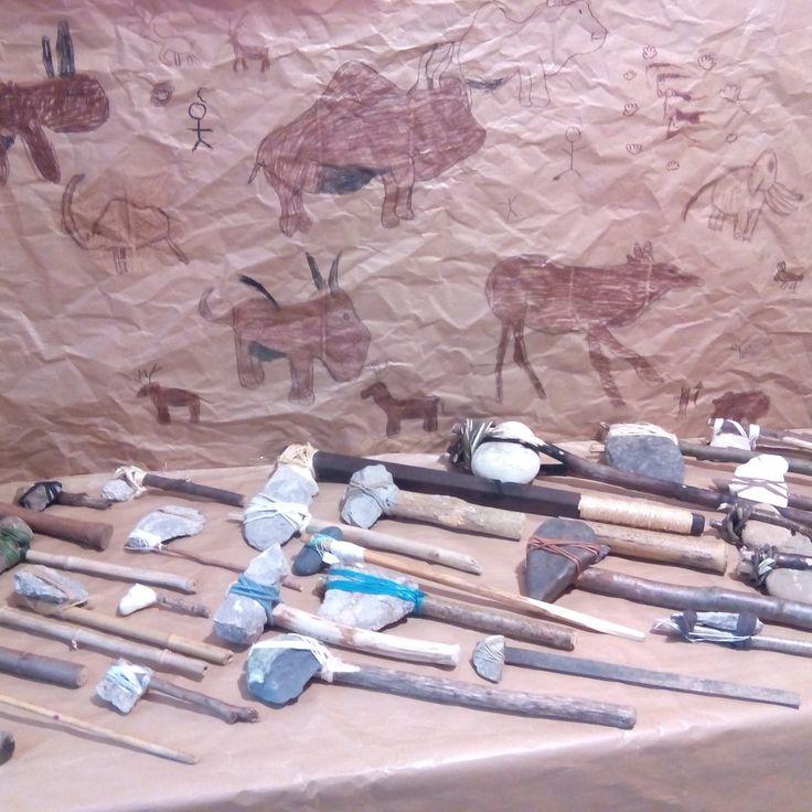 Museo de Prehistoria (Clase de Raul)