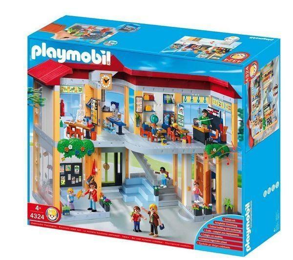 Playmobil 4324 Skole