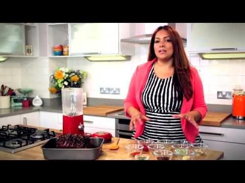 Shelina Permalloo's Pulled Pork #billingtonssugar