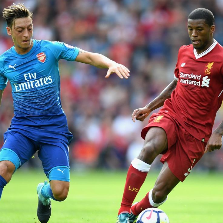 Arsenal vs. Liverpool: Team News, Preview, Live Stream, TV Info