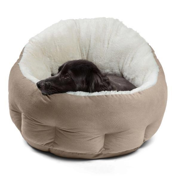 Deep Dish Ilan Cuddler Jumbo Dog Mattresses Dog Bed Cushion Dog Sofa Bed