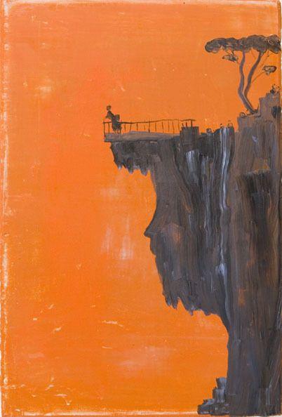 Norbert Schwontkowski- Pensando en infinito