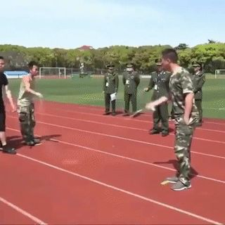 Next level jumping rope