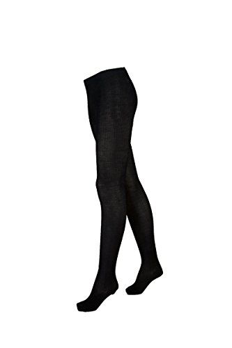 Janus Wool Tights Women's Made in Norway (40-42 (S/M), Bl...