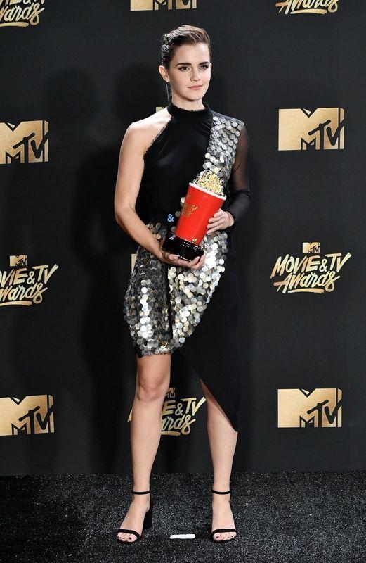 Emma Watson na MTV Movie Awards 2017