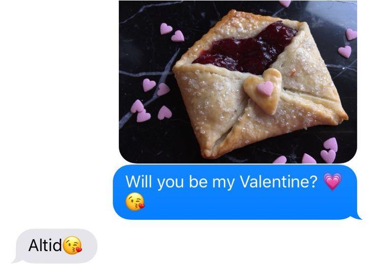 Will you be my Valentine? – Kærestebreve med kirsebær | Bagvrk.dk | Bloglovin'