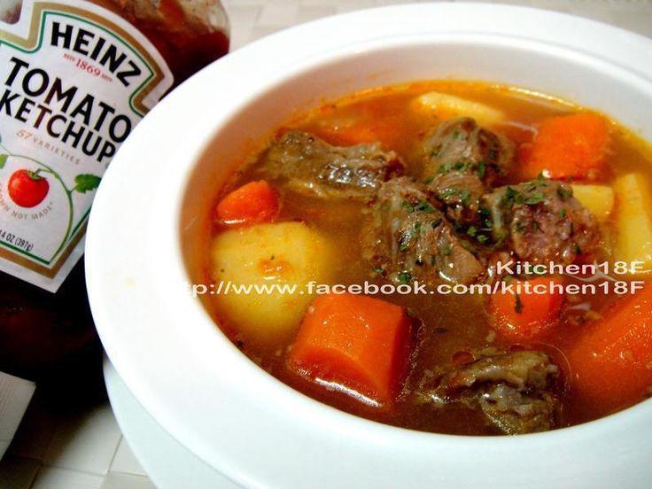 羅宋湯是一道簡單煮又美味的湯,也是我清冰箱時最愛煮的湯,搭配白飯更是無敵!用電鍋輕鬆煮,零廚藝的好湯!(分享〜極簡番茄去皮法)