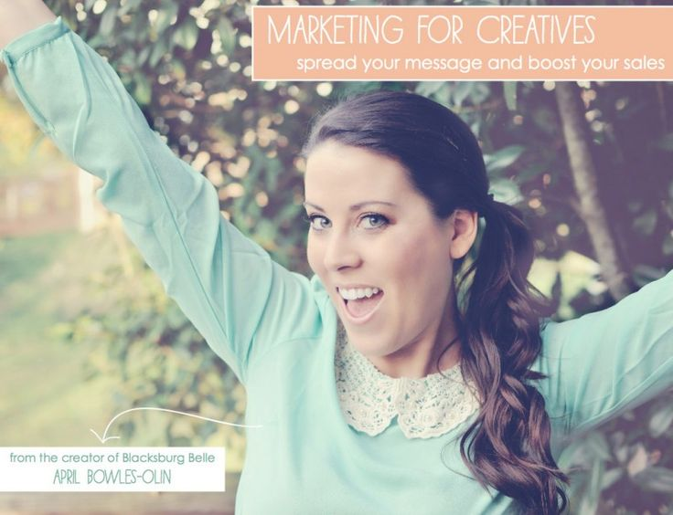 April Bowles Olin: Marketing for Creatives | ENTER HERE TO WIN YOUR FREE COPY!