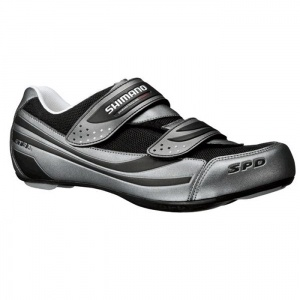 SALE - Shimano SH-RT31 Cycle Cleats Mens Gray Mesh - Was $89.95 - SAVE $18.00. BUY Now - ONLY $71.96