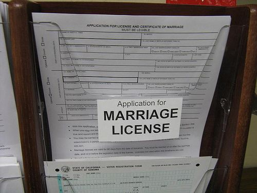 How to Apply For a Marriage License in Florida -- via wikiHow.com