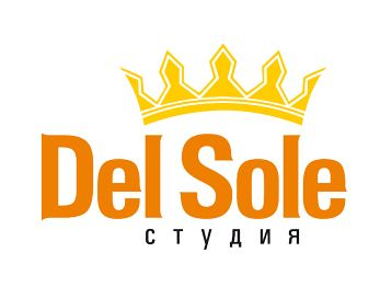 Кухонный бутик Del Sole, Сочи: финальный вариант логотипа