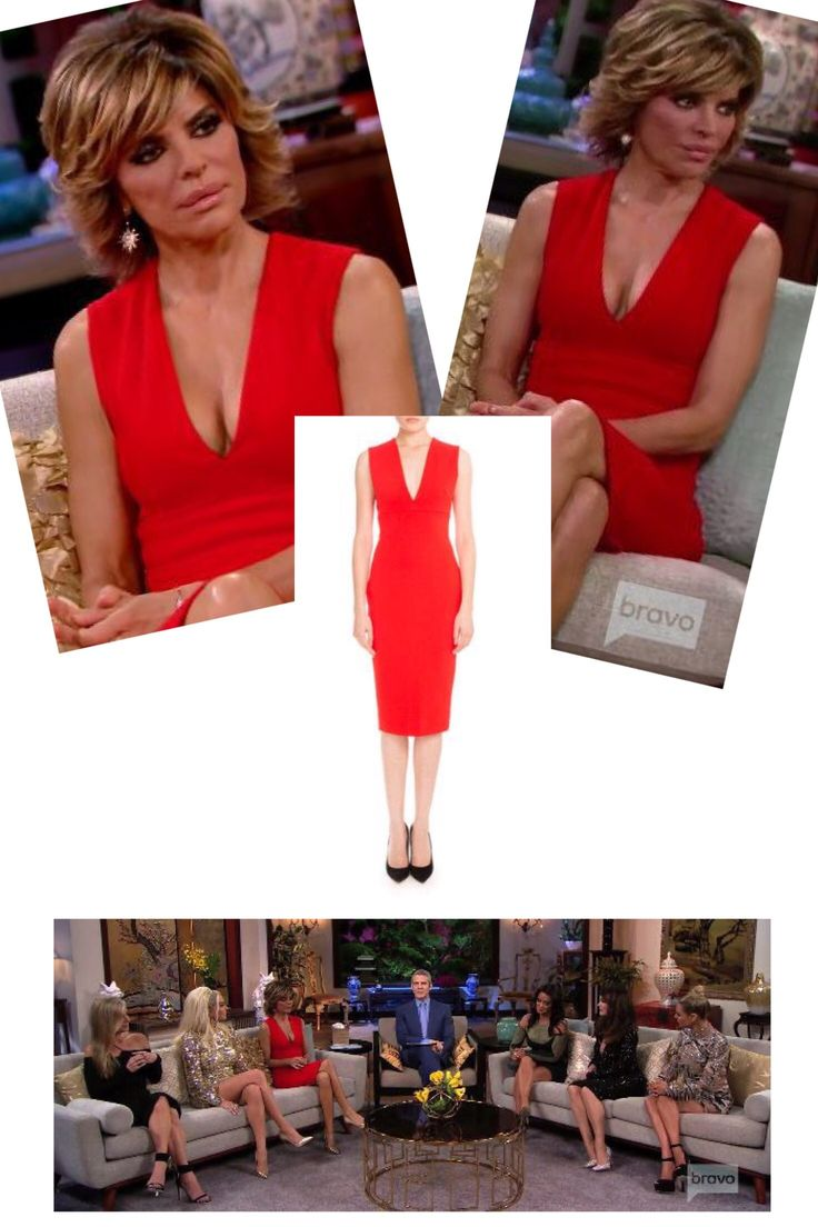 Lisa Rinna's Real Housewives of Beverly Hills Season 7 Reunion Dress http://www.bigblondehair.com/real-housewives/rhobh/lisa-rinna-fashion/lisa-rinnas-real-housewives-of-beverly-hills-season-7-reunion-dress/ Real Housewives of Beverly Hills Season 7 Reunion Fashion