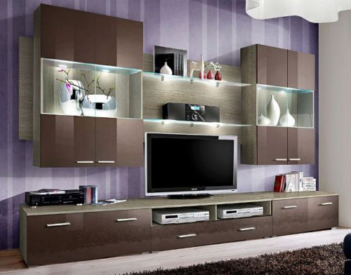 Modern Tv Stands Long Cabinet TV Cabinets Stand Entertainment Unit