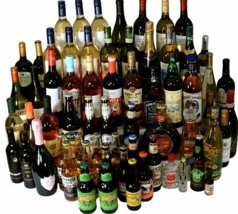 Только качественные алкогольные напитки