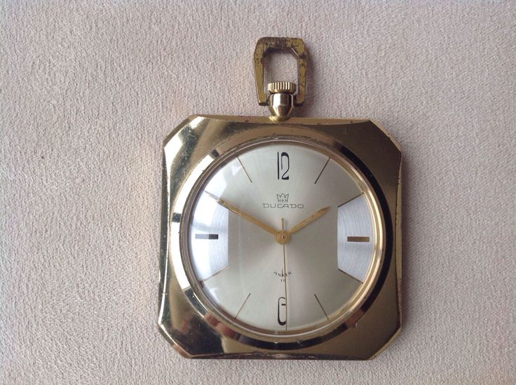 Ducado Pocket Watch, Made in Germany