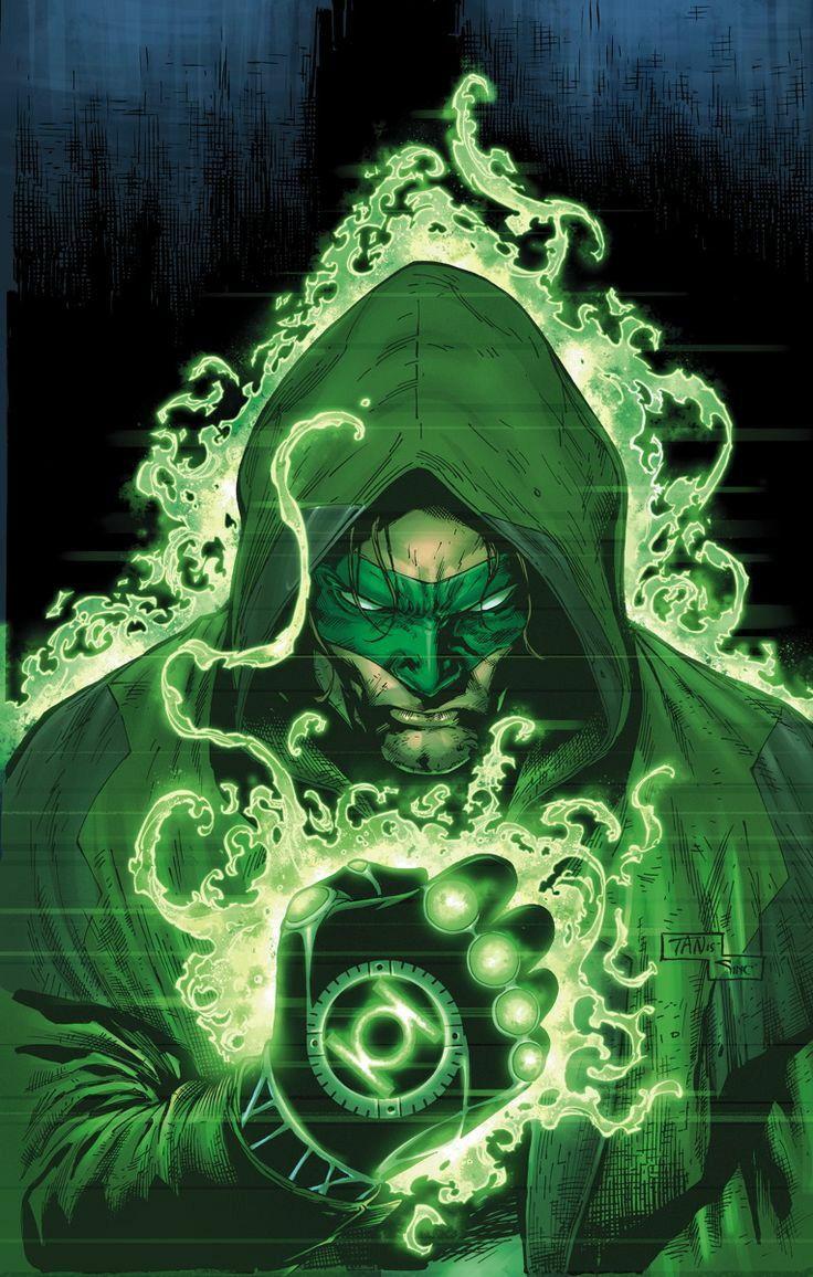 Hal Jordan's return