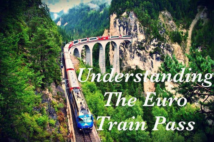 Understanding The Euro Train Pass | Europe Trip Planner