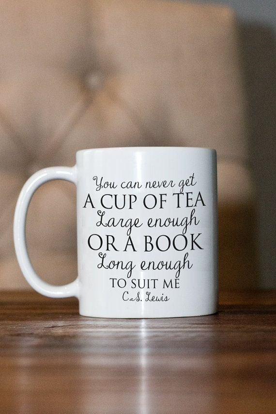Mug-CS Lewis Quote 13.71€