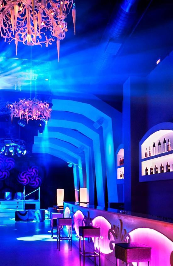 La Cova Night Club Furniture Designed Exclusively by The Studio
