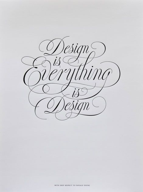 I love this style of calligraphy. I'll be meticulously studying this and practicing its letterforms later.