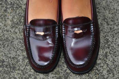 loafer penny Fetish