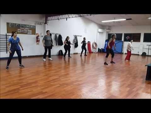 ZUMBA:-Instructora: Den Crisel- Alternativa Gym-Liniers-Argentina